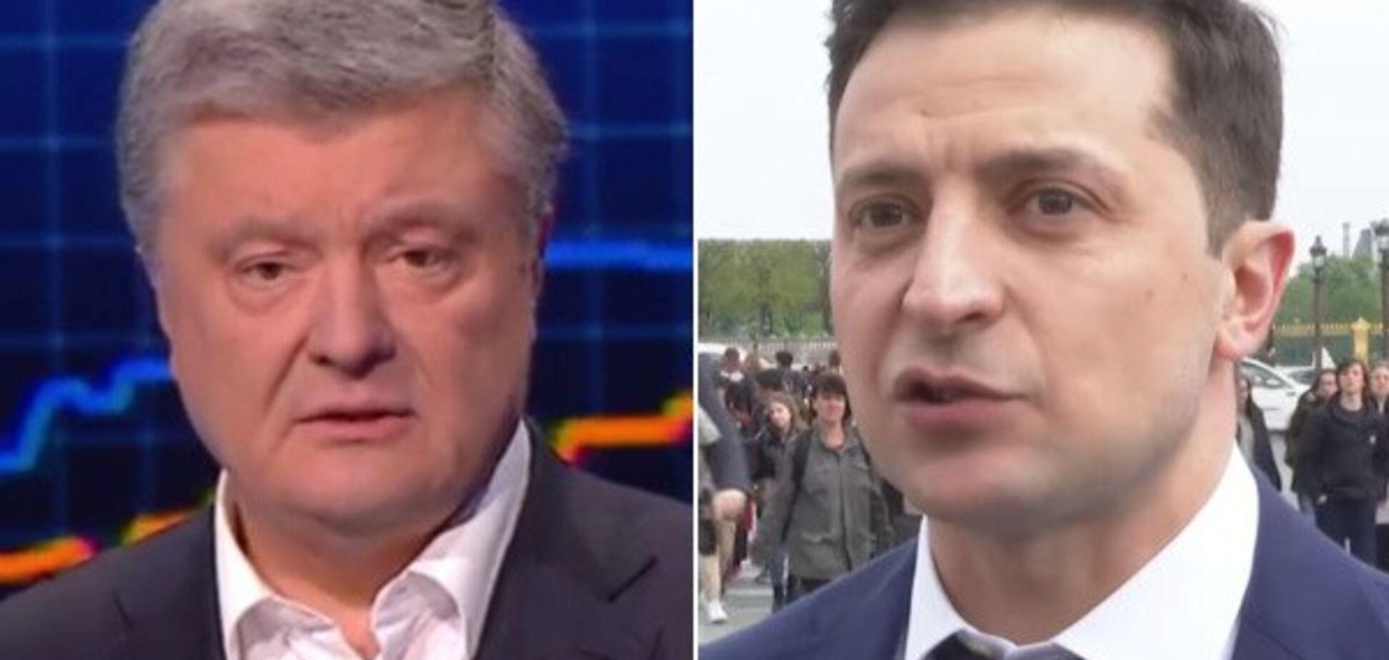 'Заложники': психолог назвала слабые места Порошенко и Зеленского