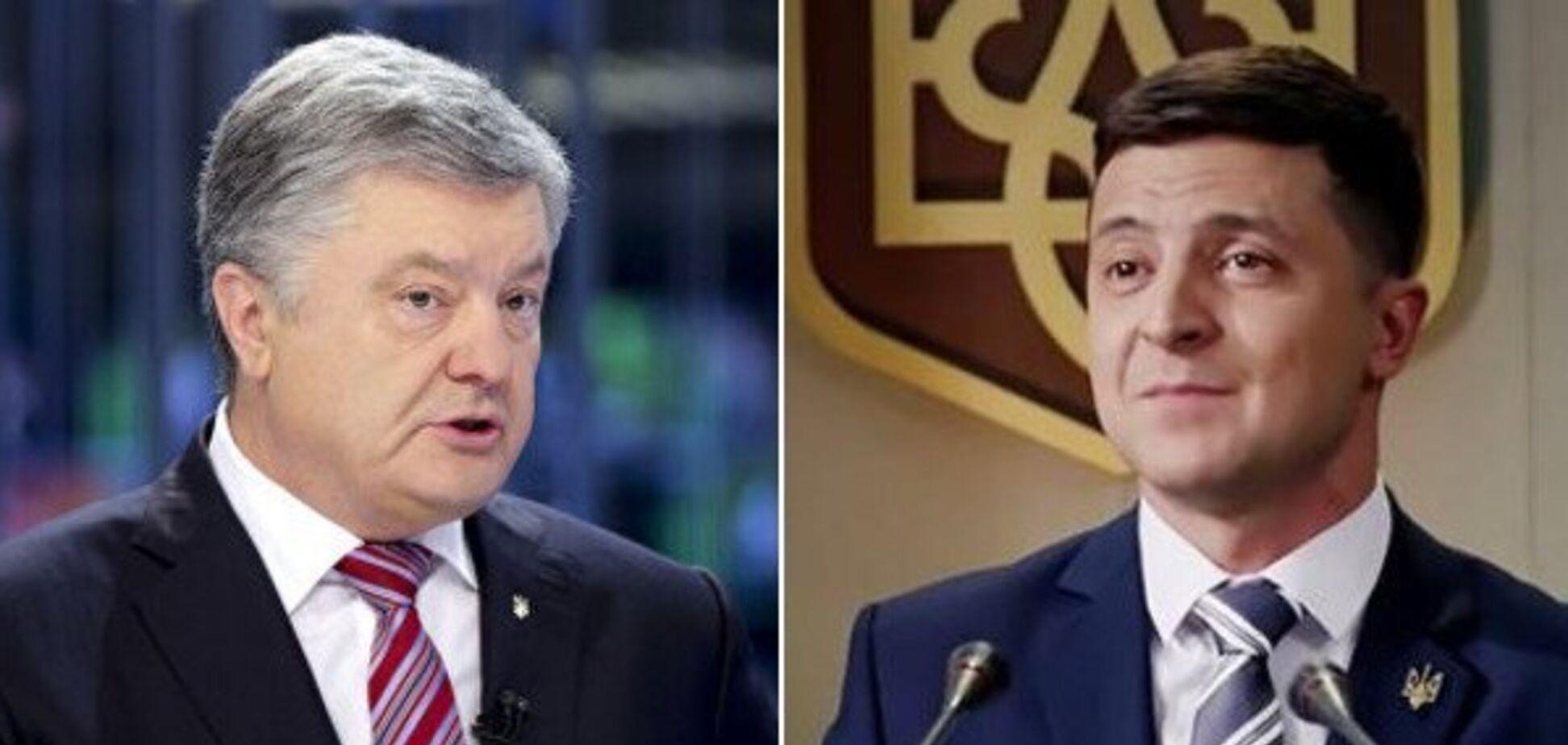 'Нас ждет два раунда': у Порошенко озвучили новый нюанс по дебатам с Зеленским