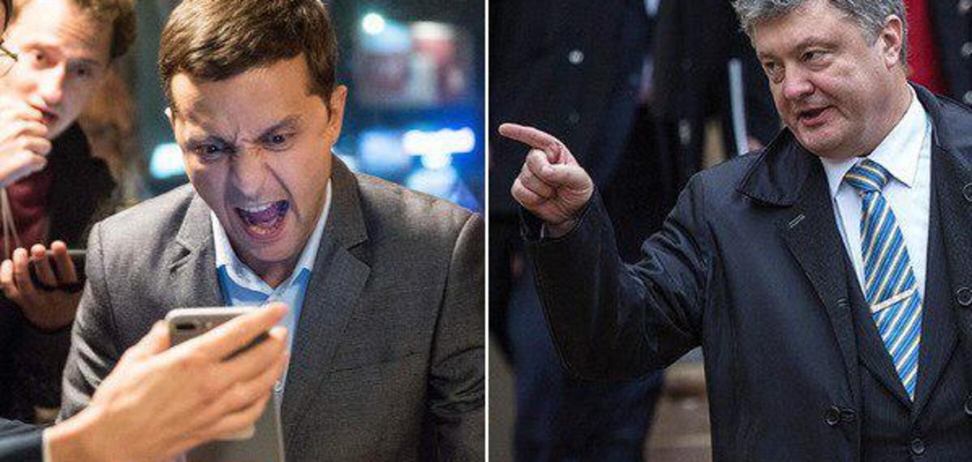 Винят Порошенко: у Зеленского объяснили его дерзость в эфире 'Права на власть'