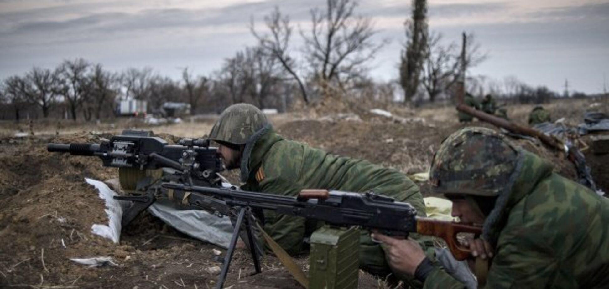 Разнесли технику: ВСУ задали жару атакующим на Донбассе террористам
