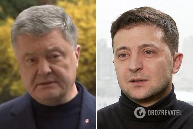 """""""Не кидайте трубку!"""" Порошенко записав нове відеозвернення до Зеленського"""