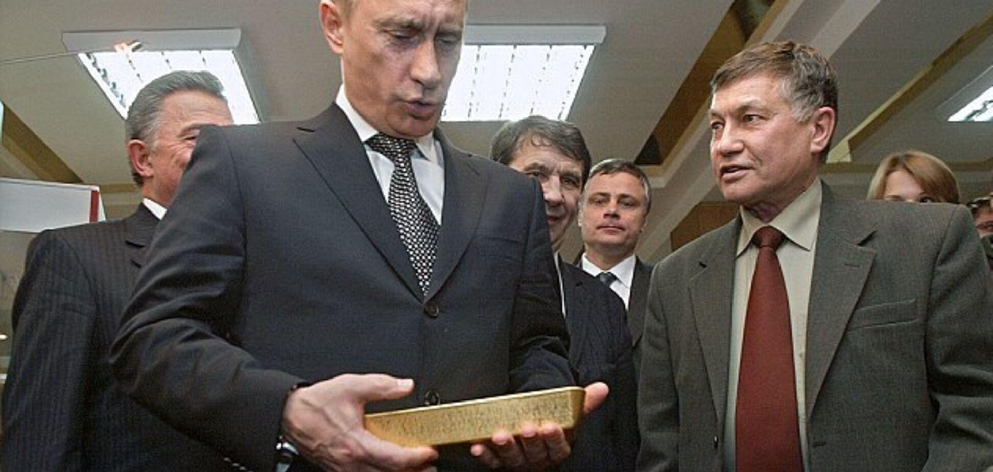 'А король-то голый!' Декларацию Путина высмеяли в сети