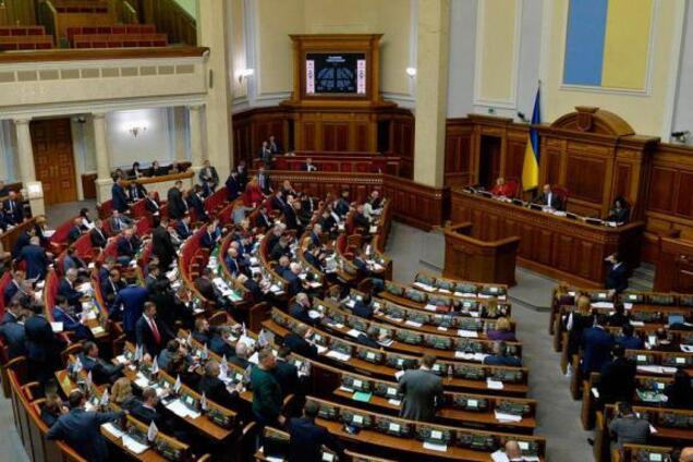 Безкоаліційний парламент – підстава для дочасних виборів