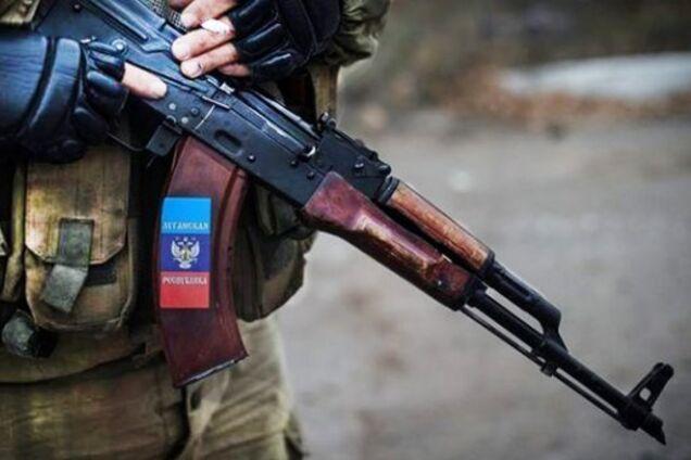 "Иллюстрация. Террорист ""ЛНР"""