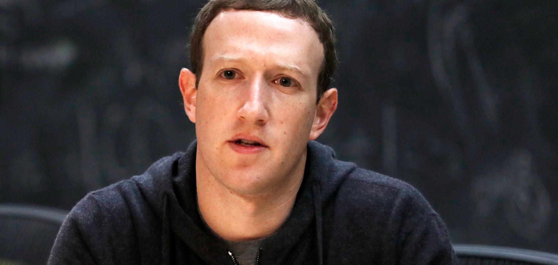 У Facebook влаштували бунт проти Цукерберга: що злить акціонерів