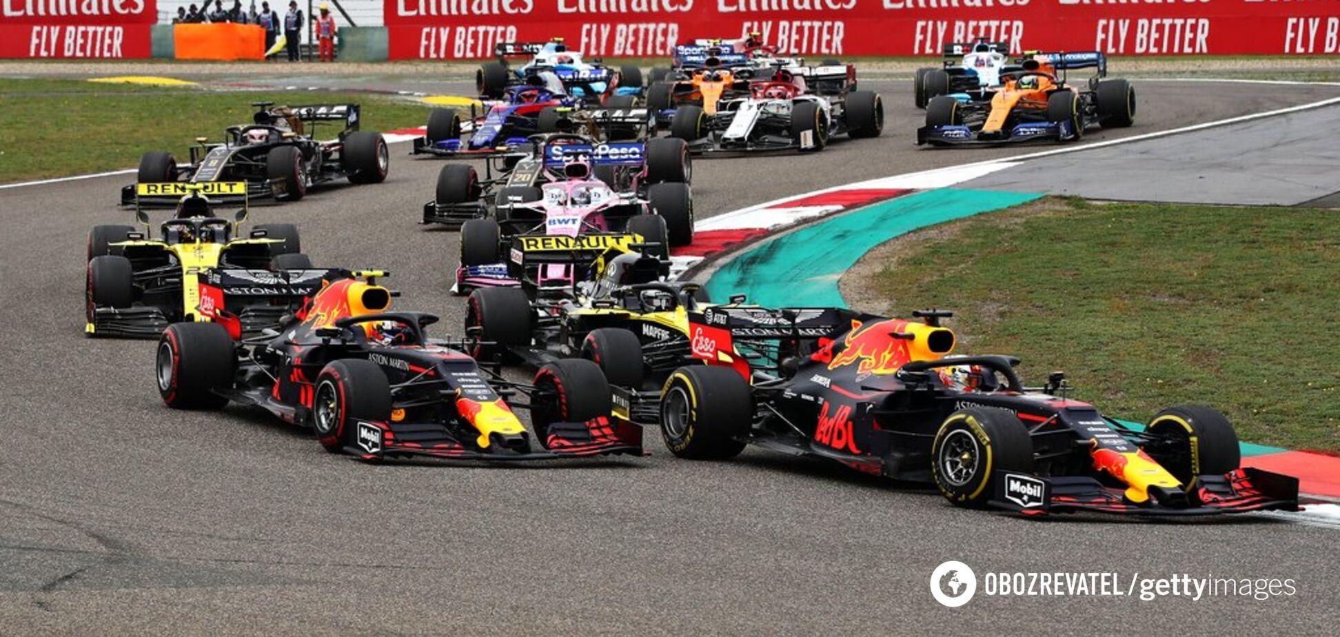 Відбувся 1000-й Гран-прі Формули-1