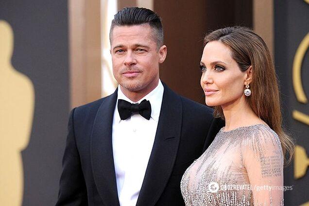 В громком разводе Питта и Джоли поставили точку
