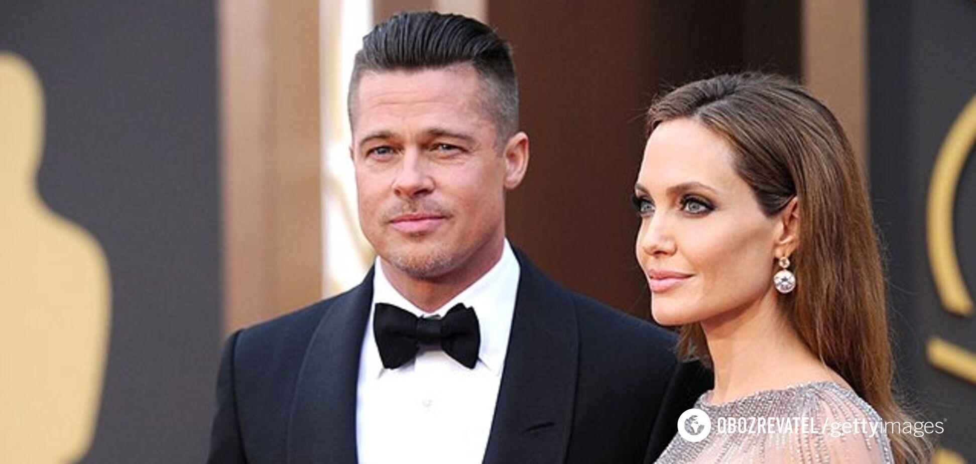 В громком разводе Питта и Джоли поставили точку: подробности