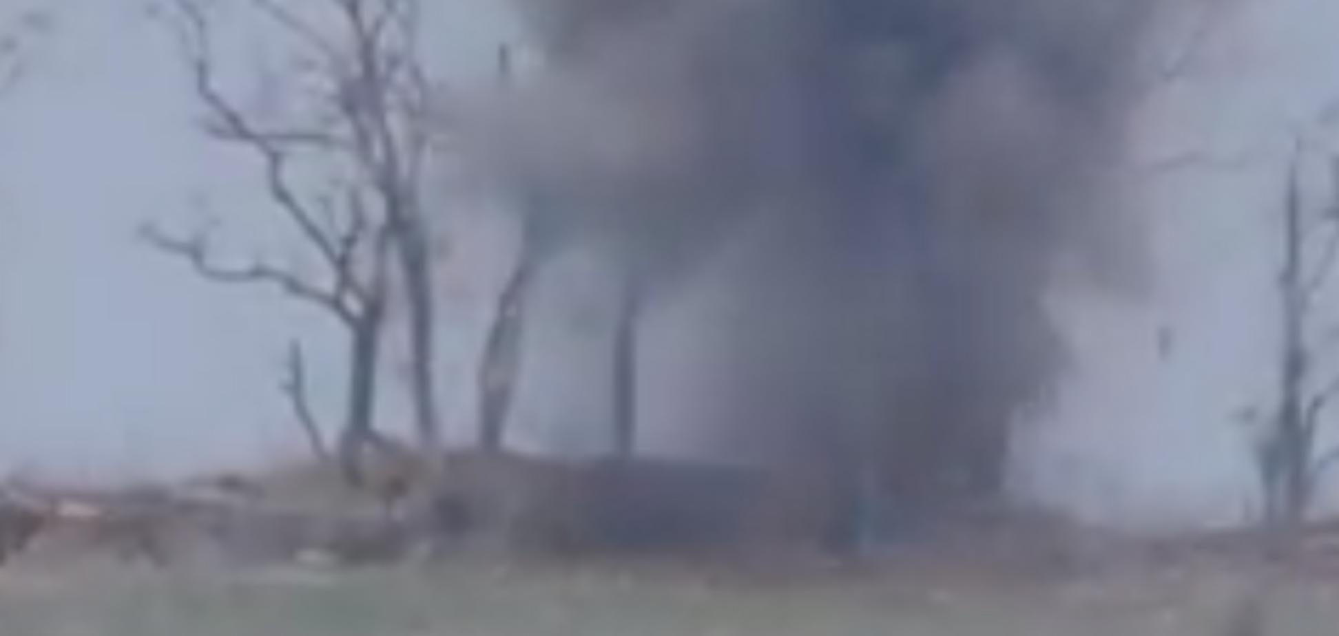 'Глаз-алмаз!' Видео уничтожения террористов на Донбассе восхитило сеть