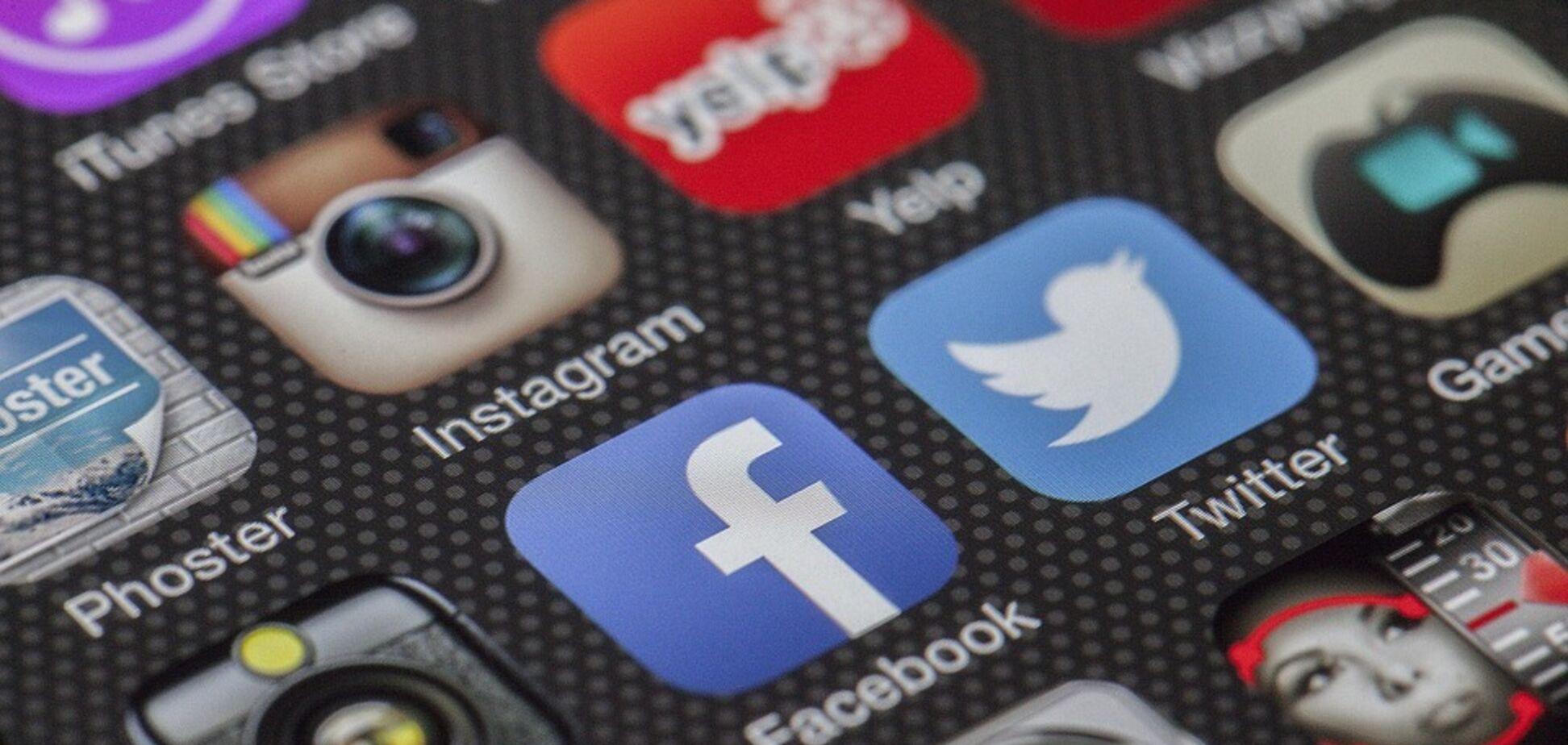 В Instagram, Facebook и WhatsApp произошел сбой