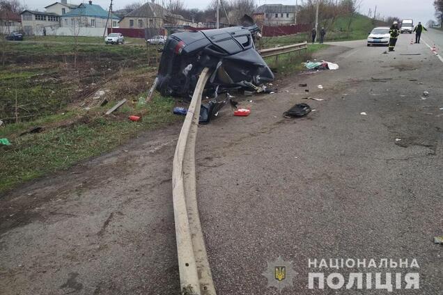 ДТП на Харьковщине