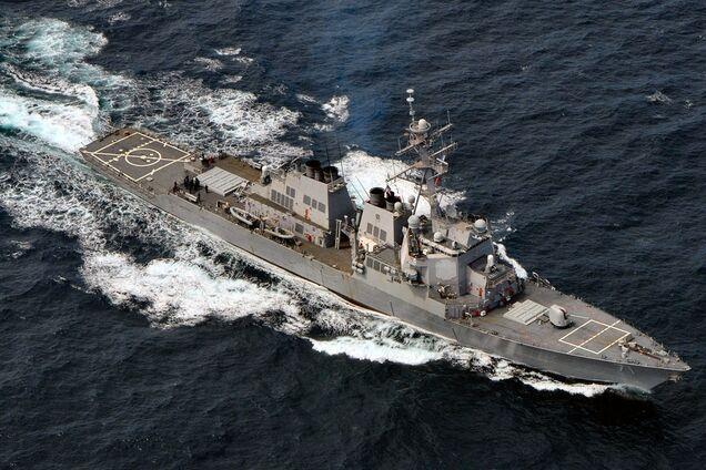 USS Ross (DDG-71)