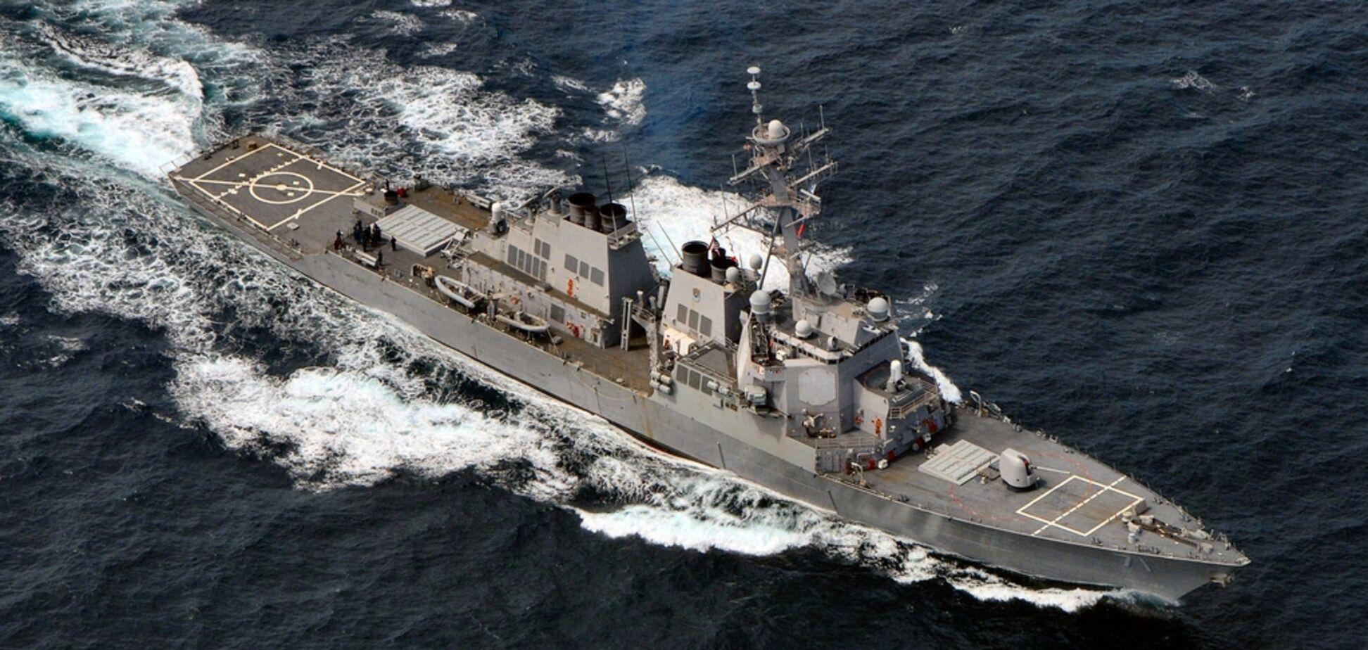 Военный корабль НАТО вошел в Черное море: что известно