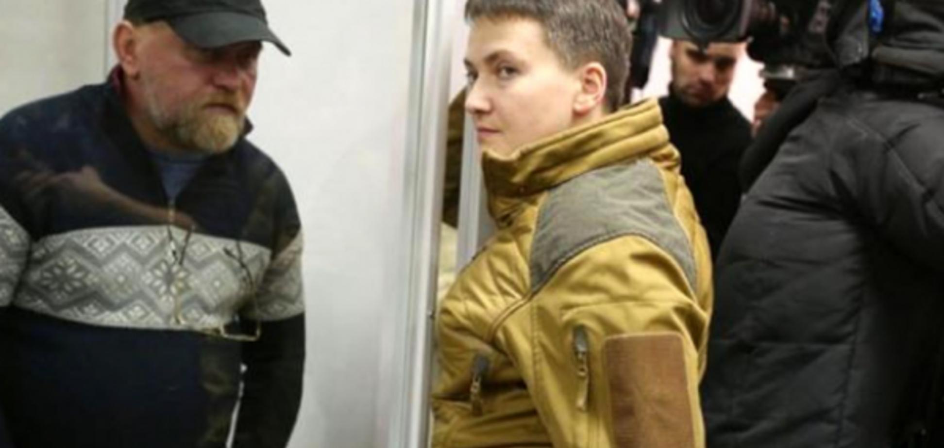 Дело против Савченко и Рубана — подлый капкан