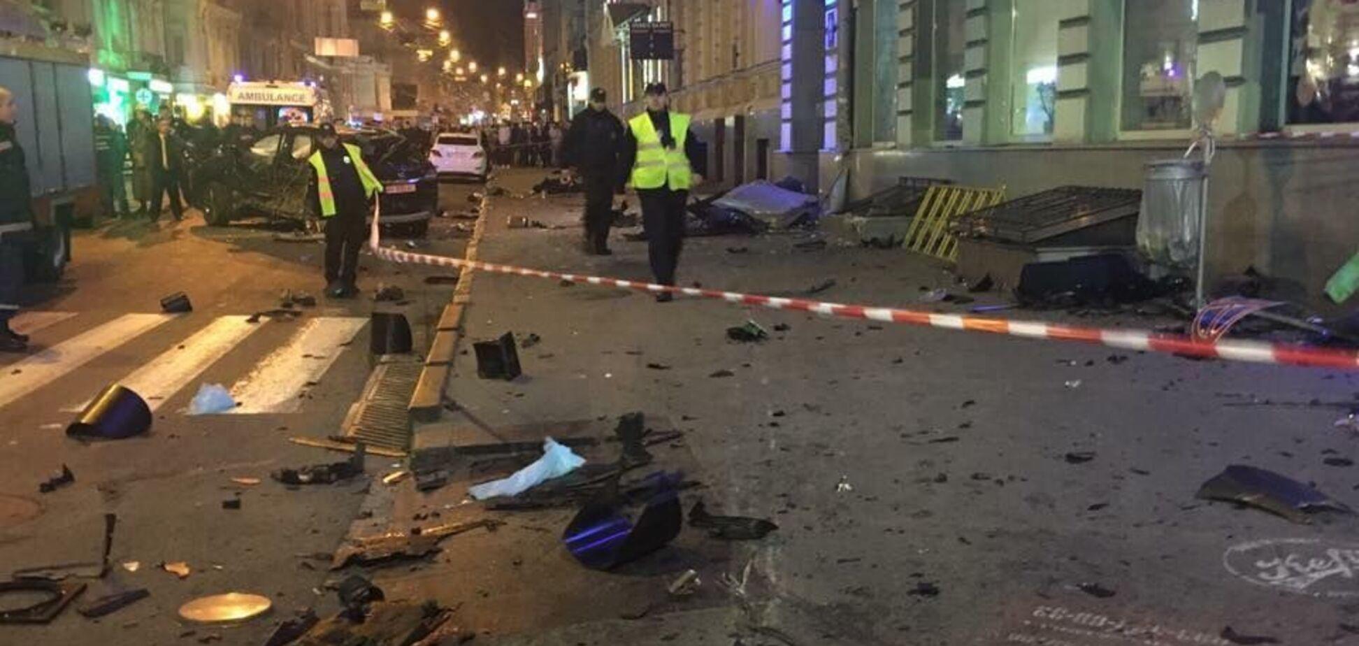 В Харькове на месте ДТП с Зайцевой произошла новая трагедия. Фото