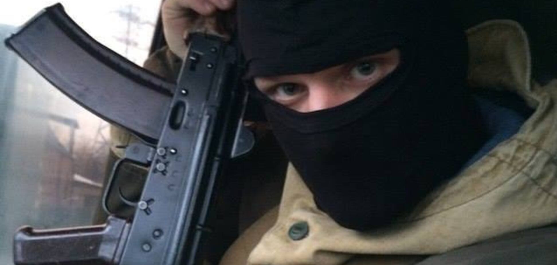 'Щеголял с оружием в руках': на Донбассе поймали опасного террориста 'ДНР'