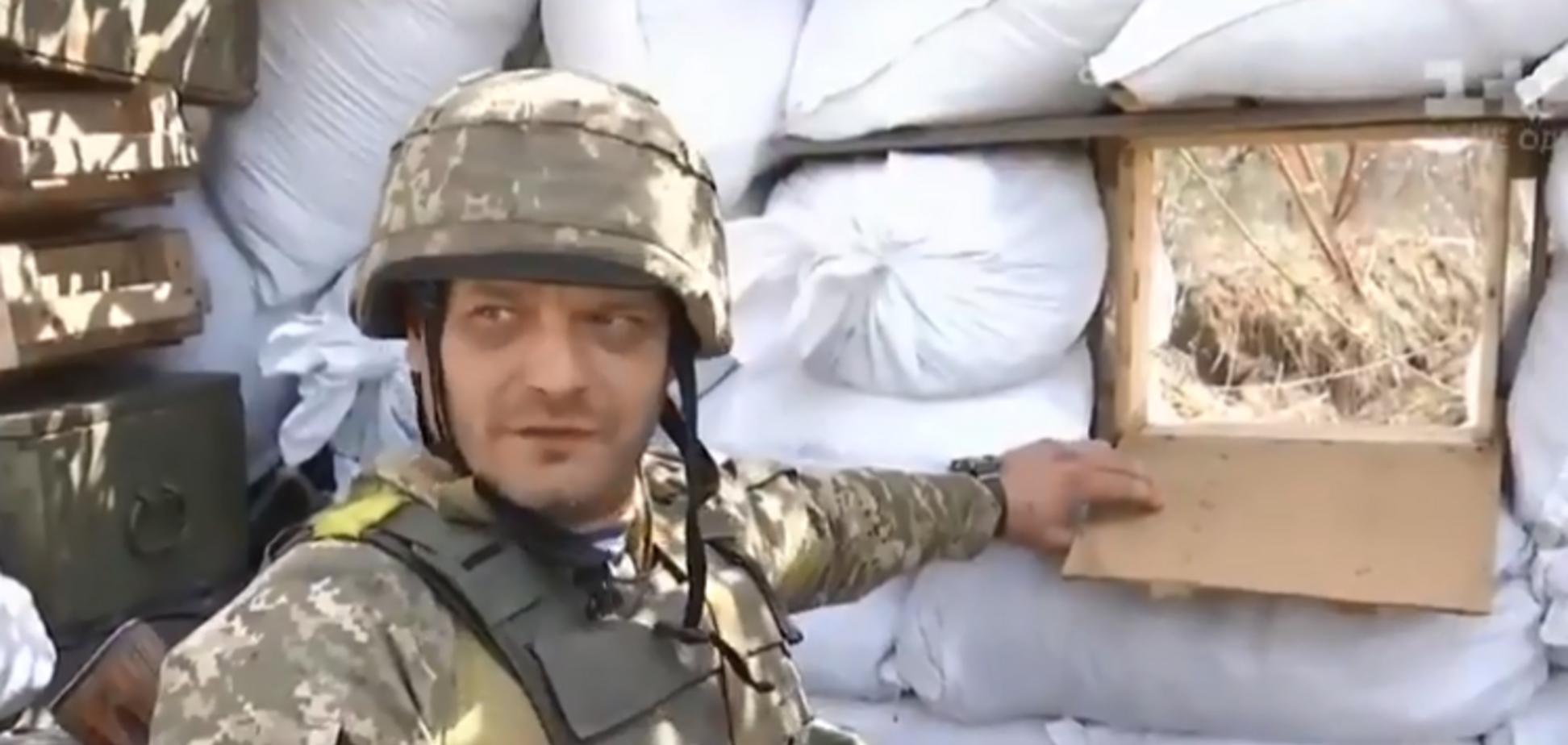 'Мы на высоте!' Бойцы ВСУ показали отвоеванную зону под Донецком