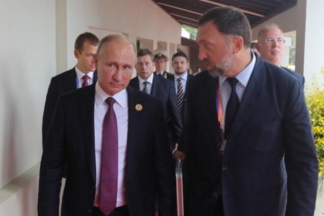 Близкий к президенту России Владимиру Путину решил ходатайствовать перед Управлением по контролю за иностранными активами