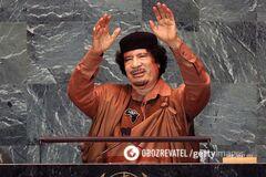 В Одессе засекли самолет Каддафи: фото роскошного лайнера
