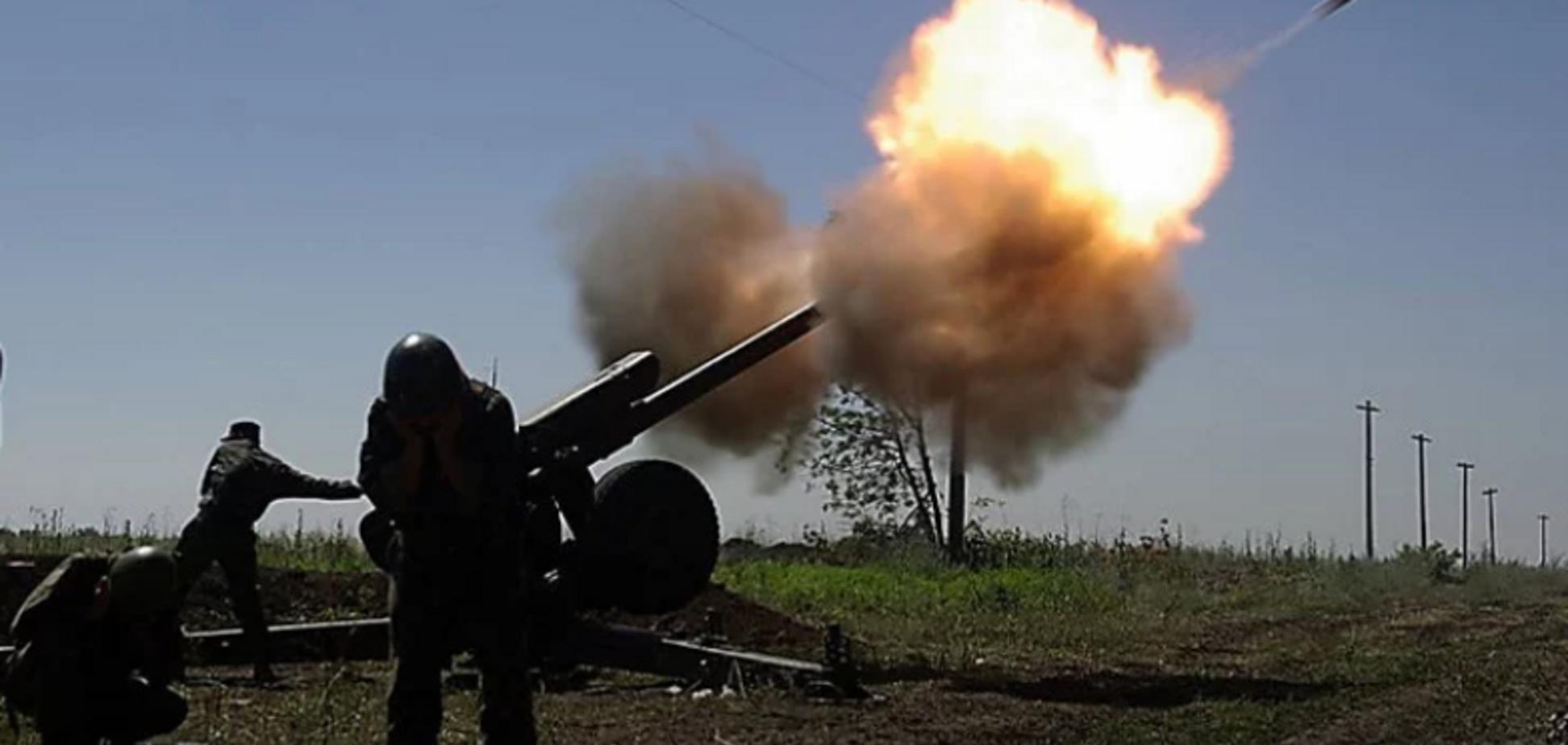 Осколок пробил ухо: на Донбассе ребенок попал под обстрел