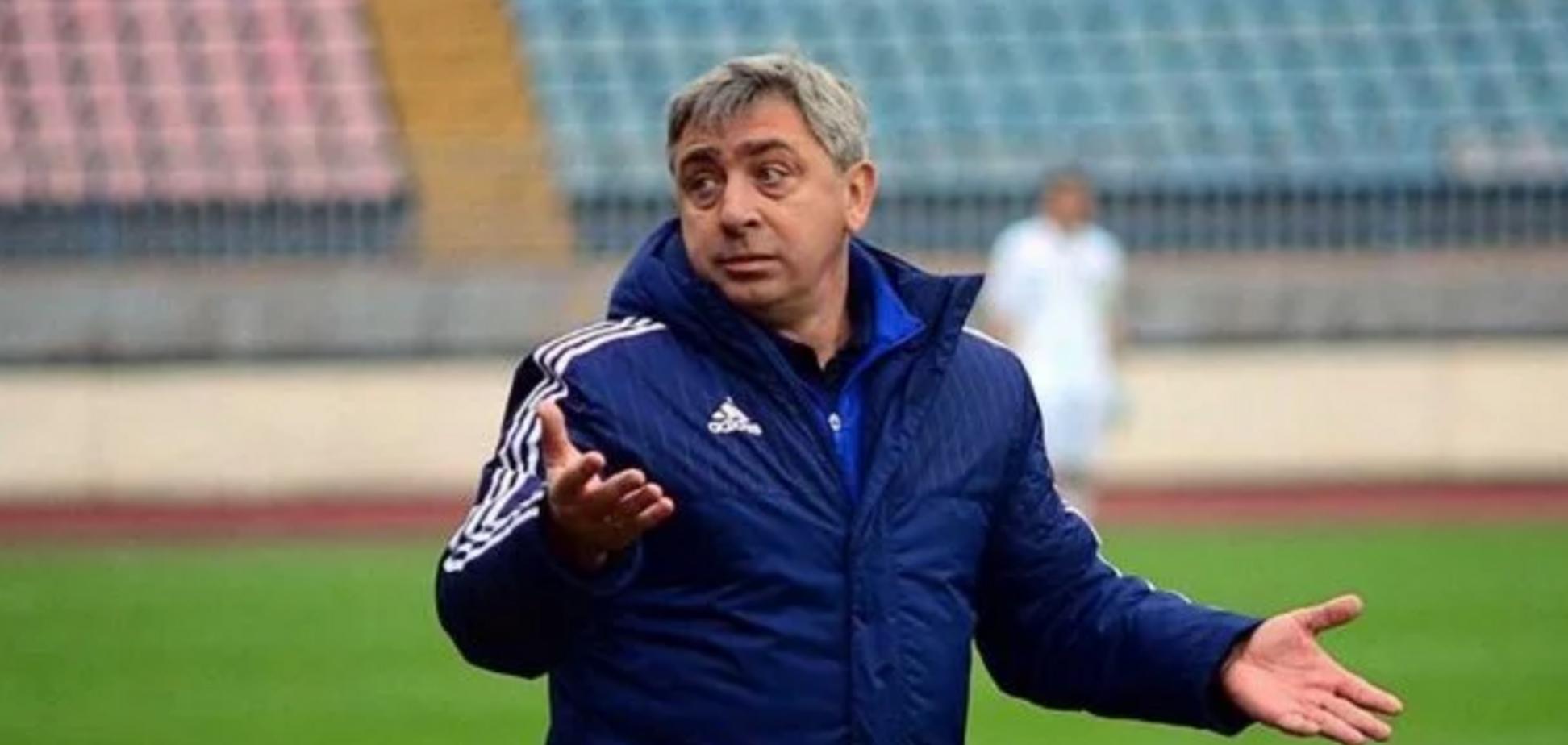 Впервые в истории: украинского тренера выгонят из футбола за договорные матчи