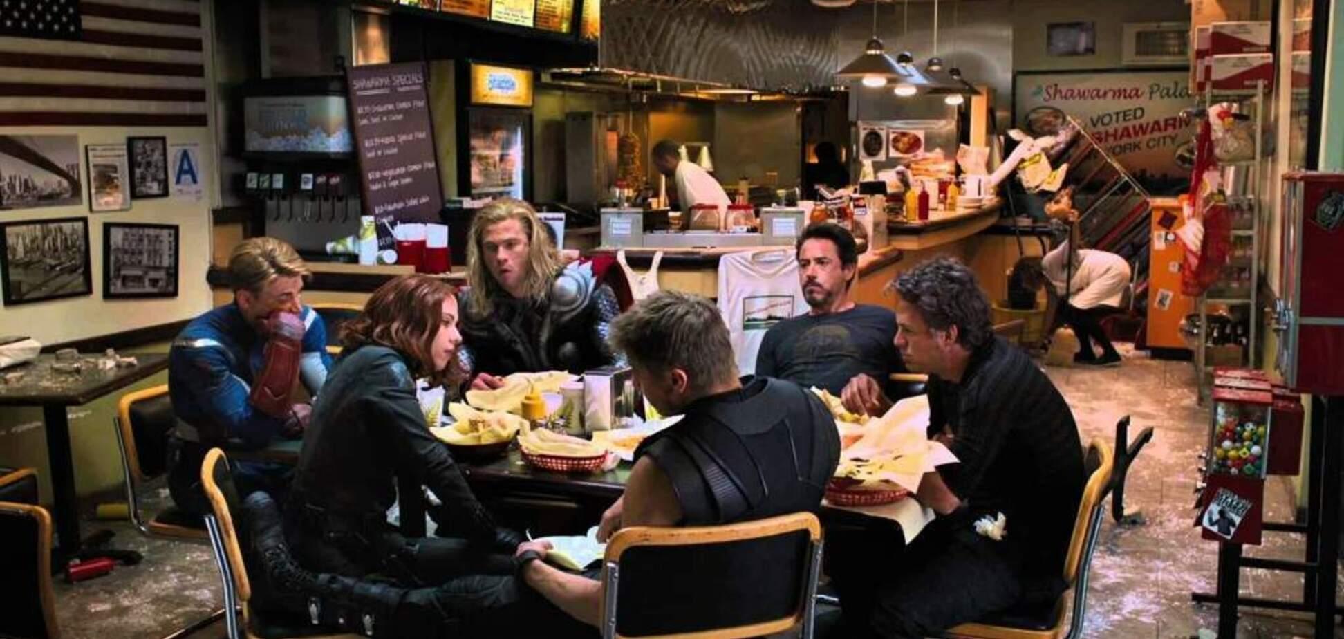 Супергероїв з коміксів Marvel порівняли з їжею: хто яка страва