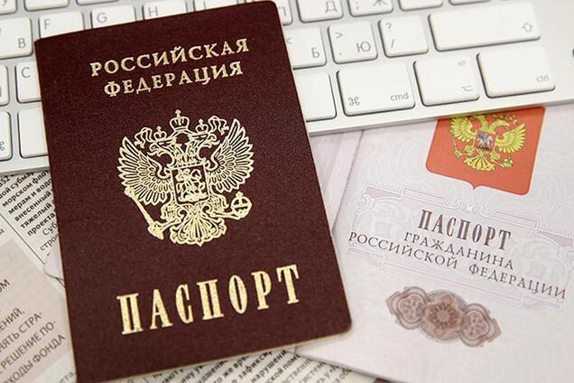 """Кремль приготовился раздавать паспорта жителям """"Л/ДНР"""""""