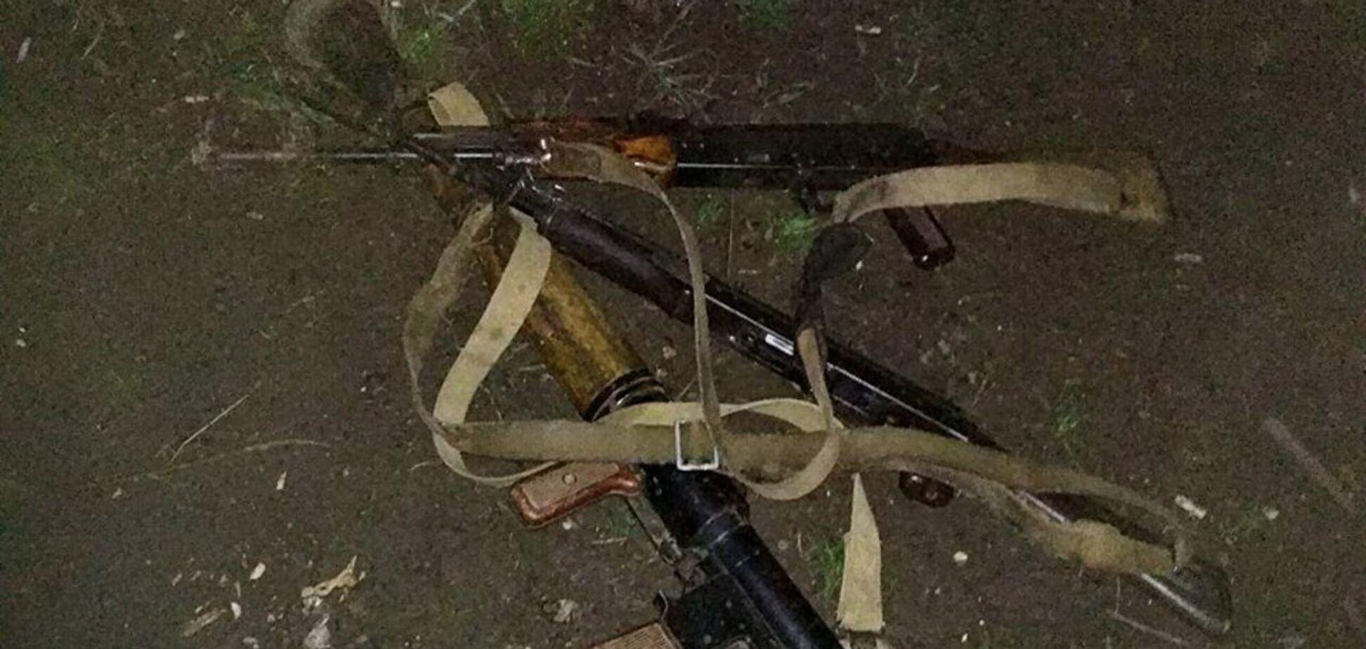 Бросили убитых и раненых: ВСУ зачистили вражескую ДРГ на Донбассе
