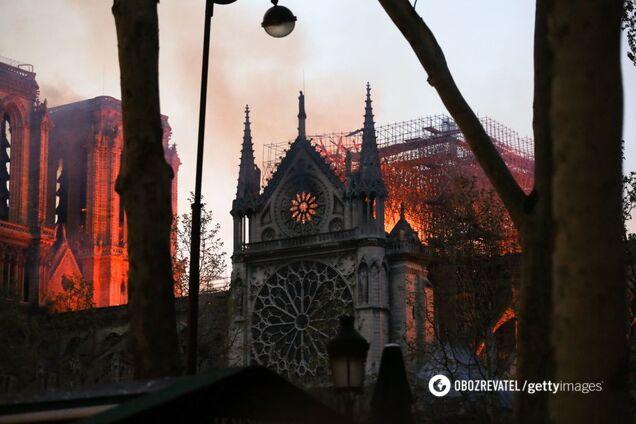 Ілюстрація. Собор Паризької Богоматері