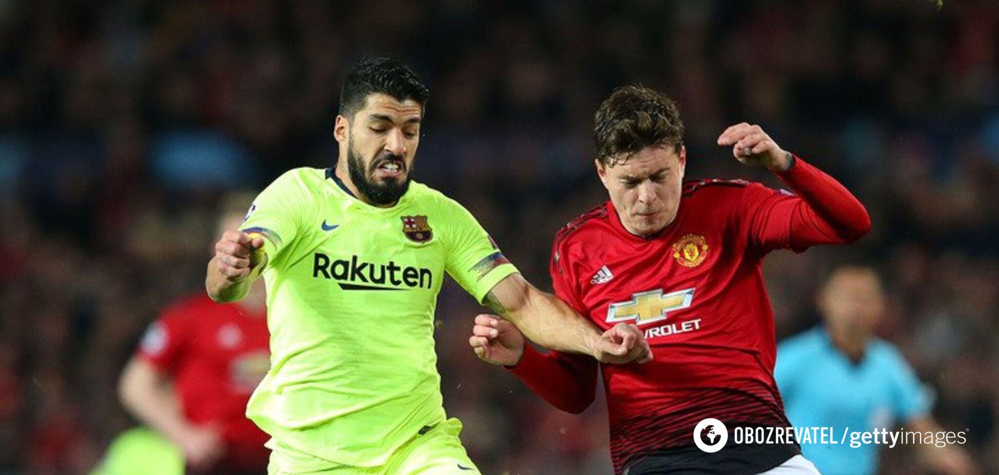Шок від Мессі! Барселона — Манчестер Юнайтед — 3:0: онлайн-трансляція 1/4 фіналу Ліги чемпіонів