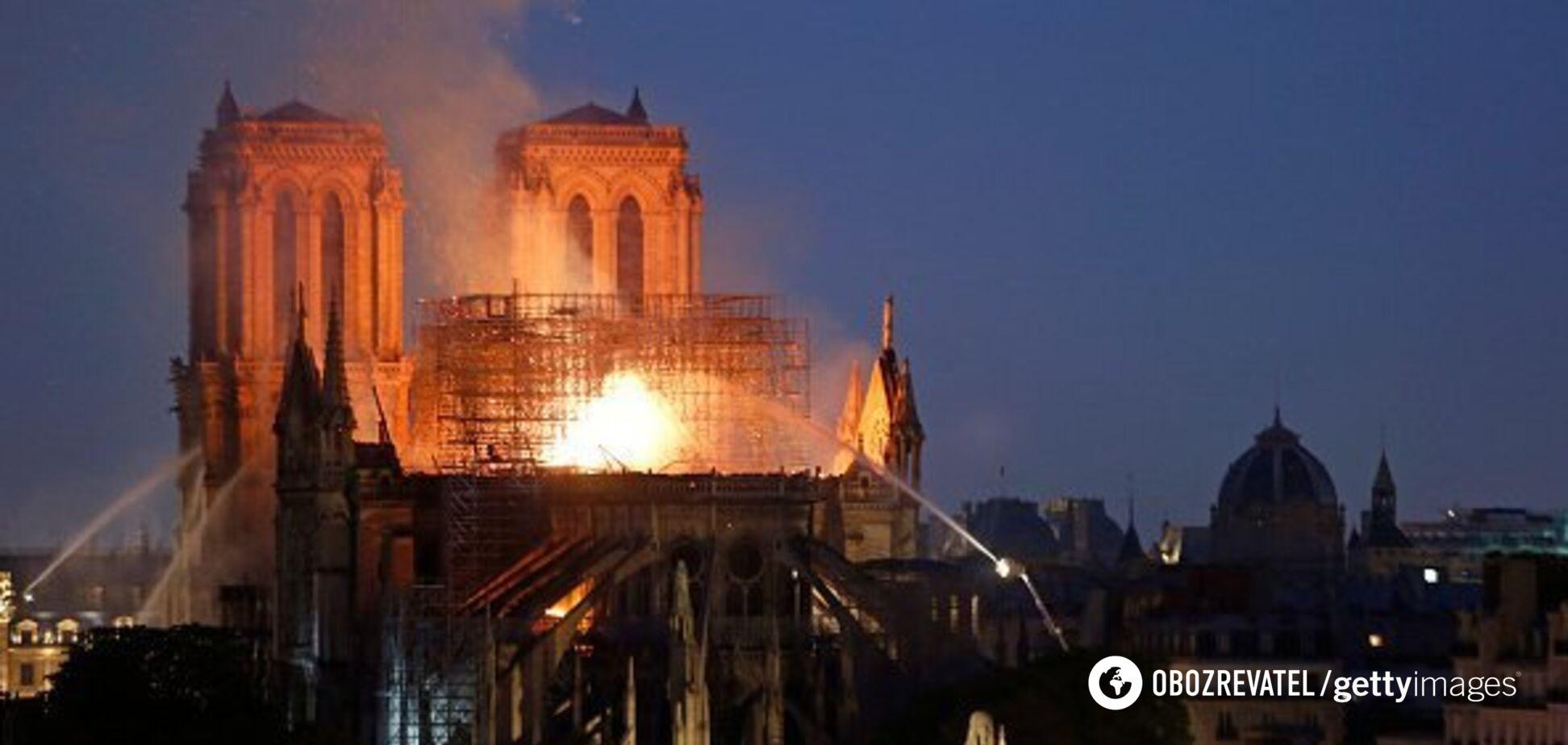 'Розпач змінила віра': в Парижі назвали орієнтовні терміни відкриття Нотр-Дама