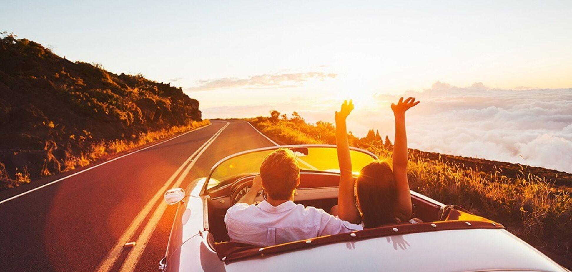 Названо найкращі маршрути світу для подорожі на машині