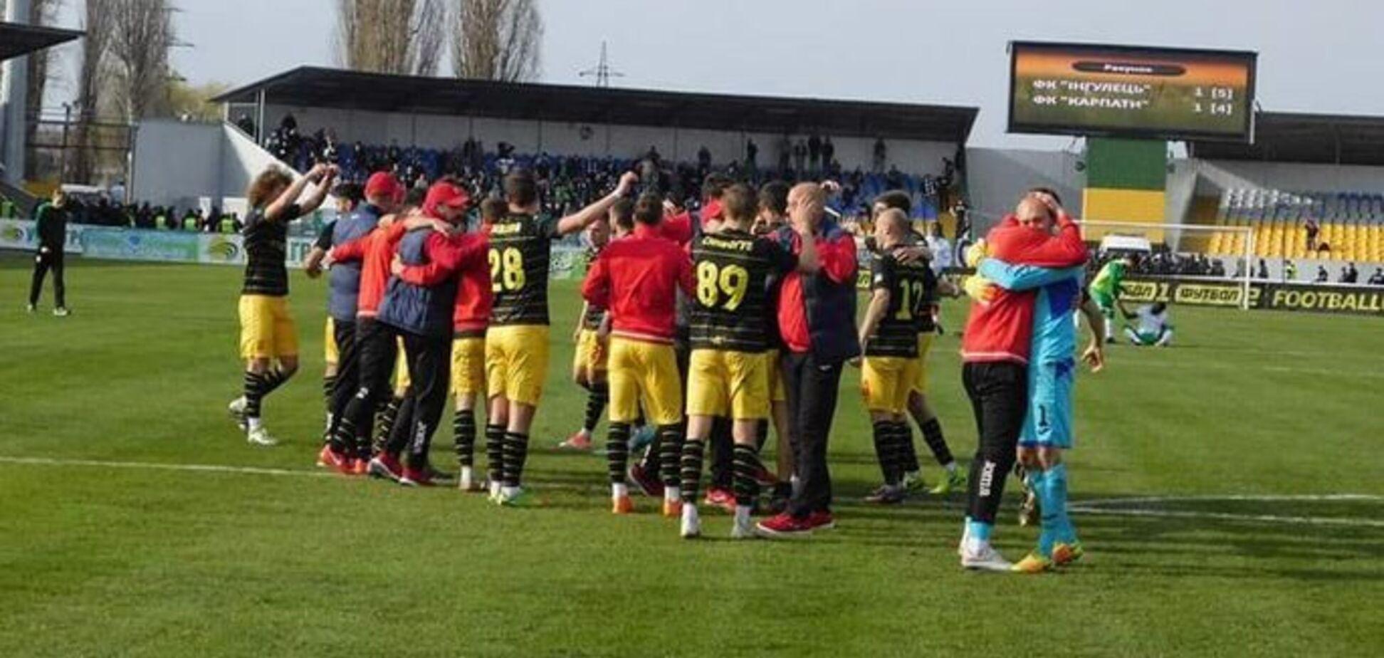 Впервые в истории! Полуфинал Кубка Украины по футболу завершился грандиозной сенсацией