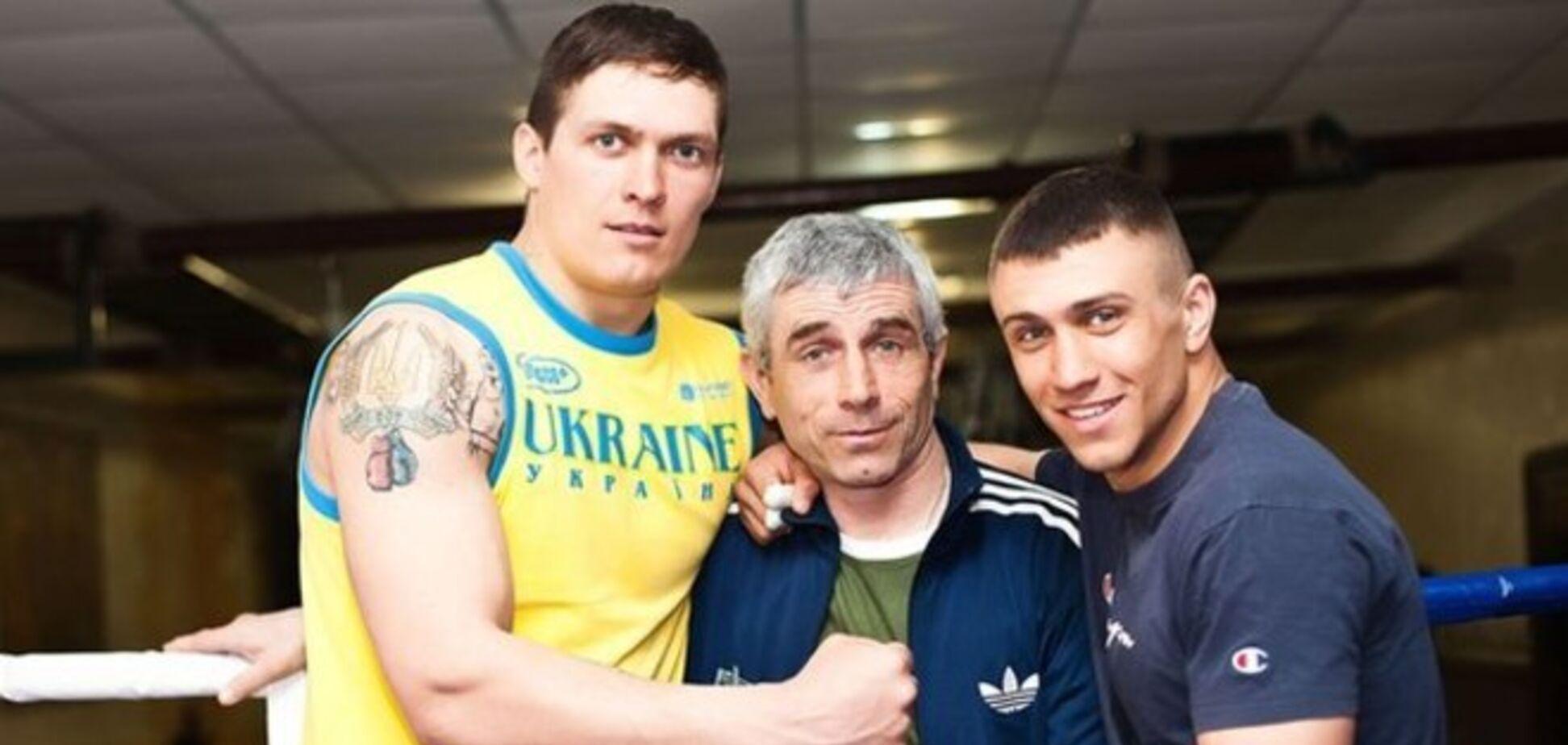 Экс-тренер сборной Украины рассказал, как Усик 'делал клоунов из супертяжей'