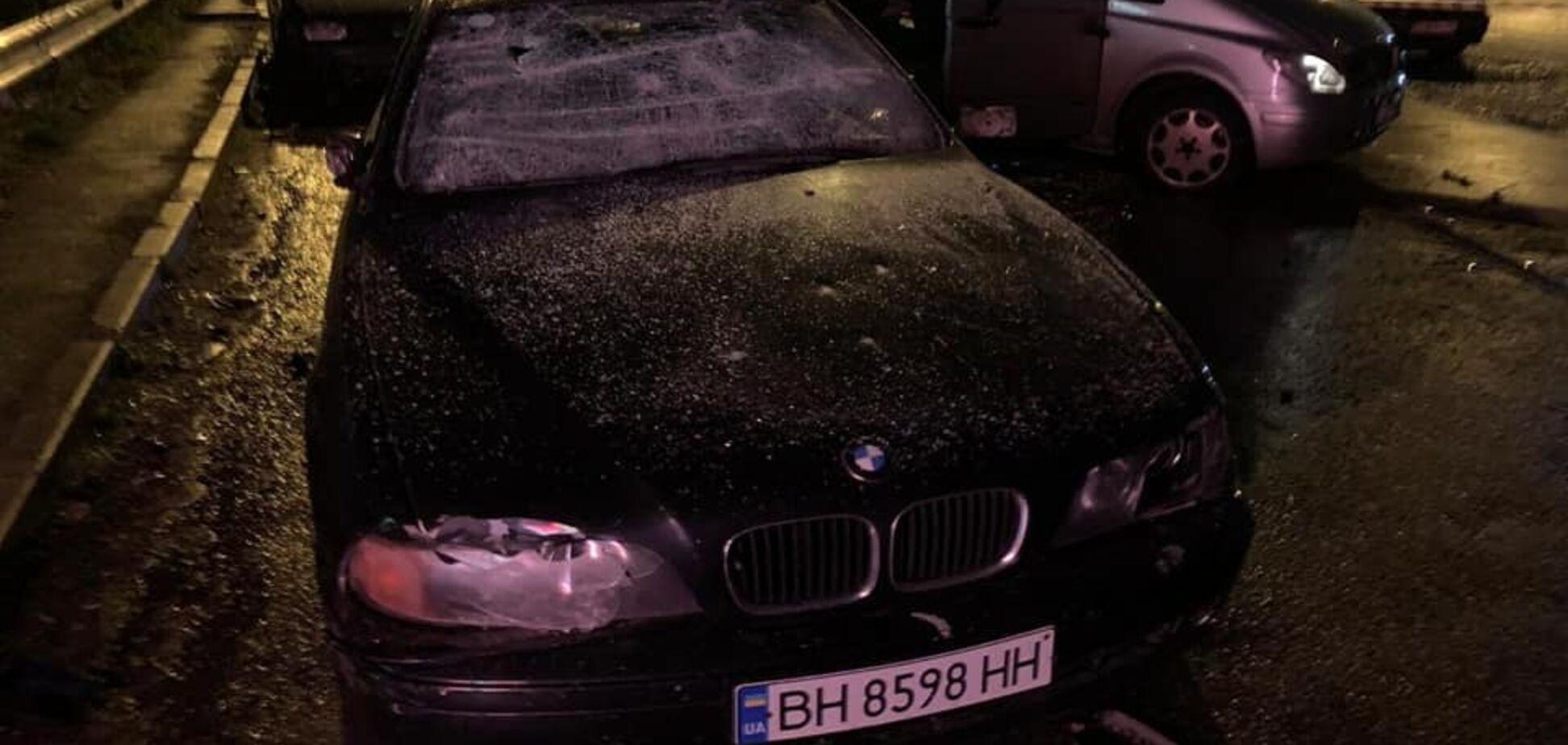 Обстрел инспекторов на посту в Одесской области: появились видео с камер наблюдения