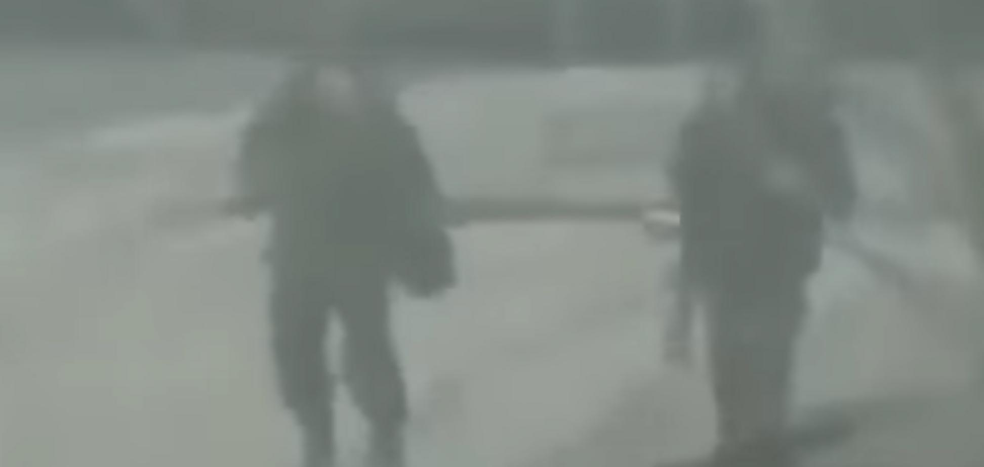 В ВСУ показали ликвидацию пулеметчика-террориста на Донбассе