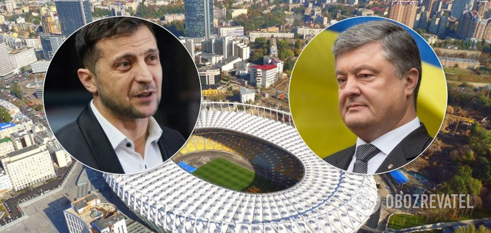 Дві сцени і концерти: Зеленський і Порошенко зайшли в 'глухий кут' через дебати