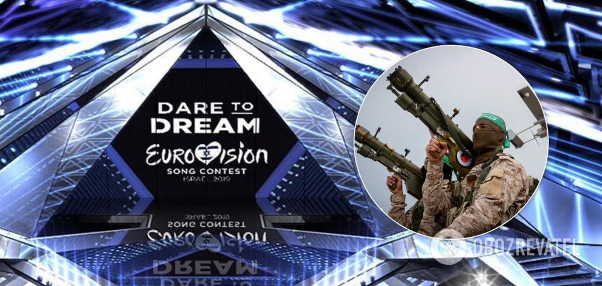 Бойовики пригрозили Ізраїлю бійнею на Євробаченні-2019: що відомо