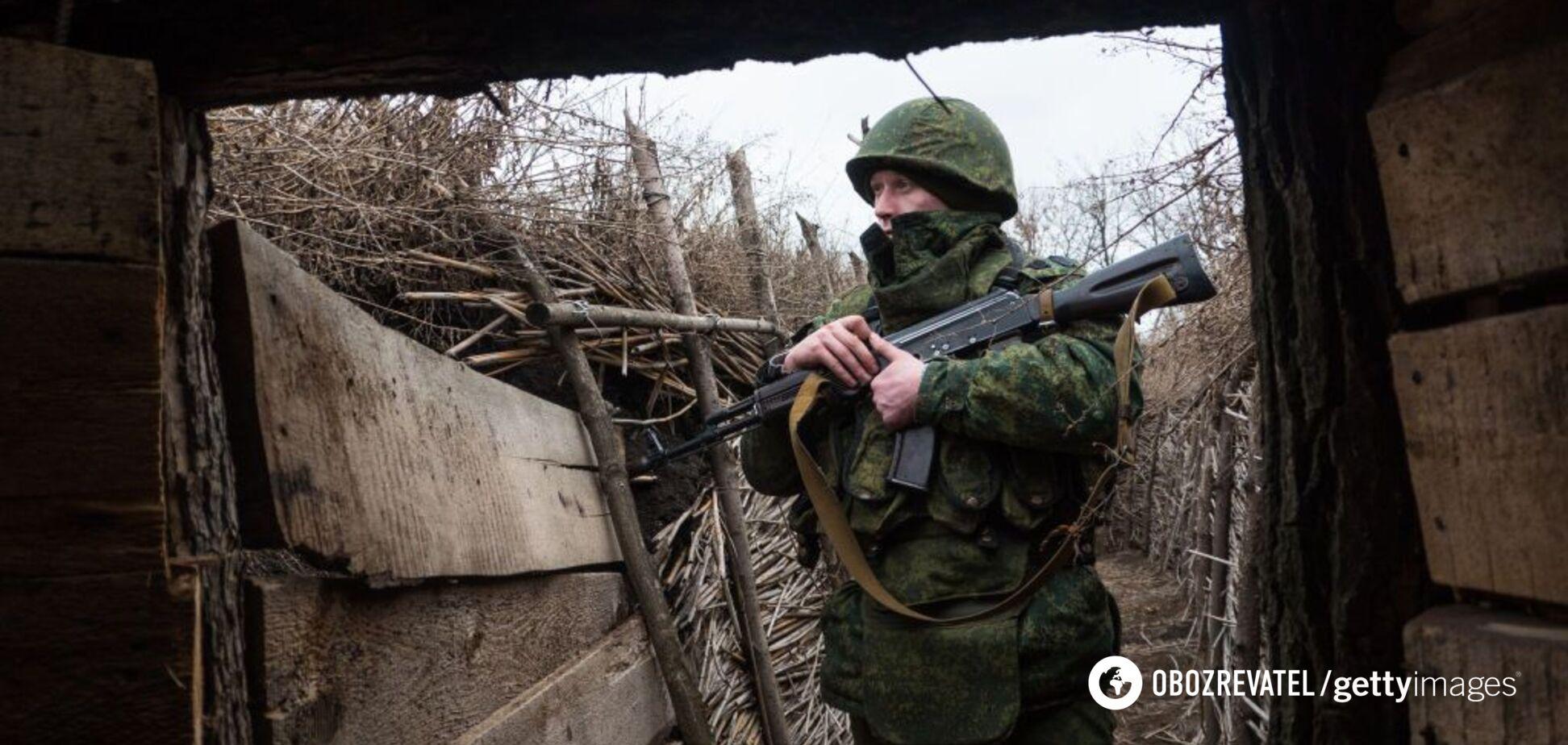 Бійці ОС під носом у 'Л/ДНР' влаштували потужні стрільби: сильне відео