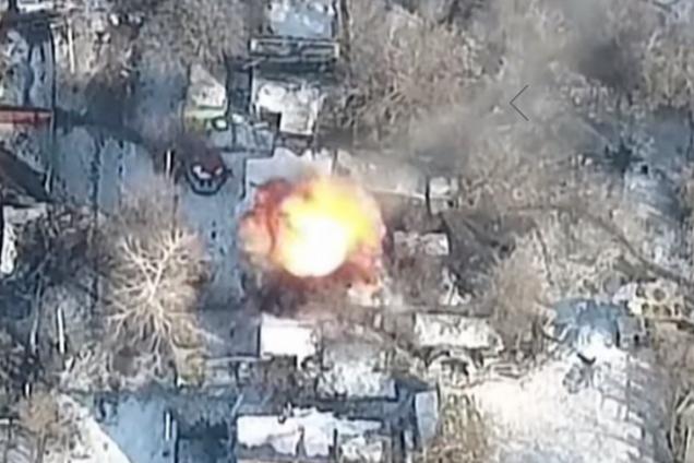 Бойцы ОС провели блестящую операцию на Донбассе