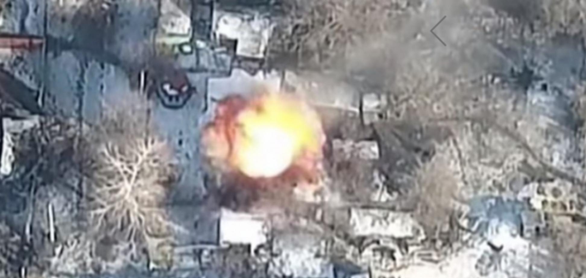 Бойцы ОС провели блестящую спецоперацию на Донбассе: видеофакт
