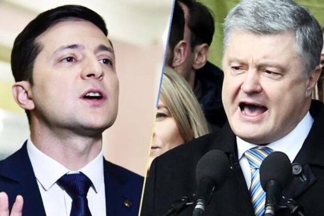 Дебаты Зеленского и Порошенко на 'Суспільному': ЦИК назначила время