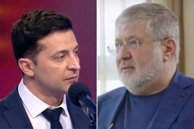 """""""Все одно, що думає Коломойський"""": Зеленський про ПриватБанк"""