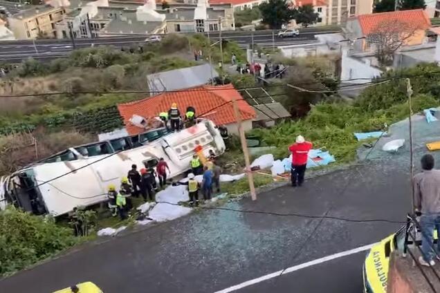 Гибель 29 туристов в Португалии: все самые громкие трагедии с отдыхающими за последний год