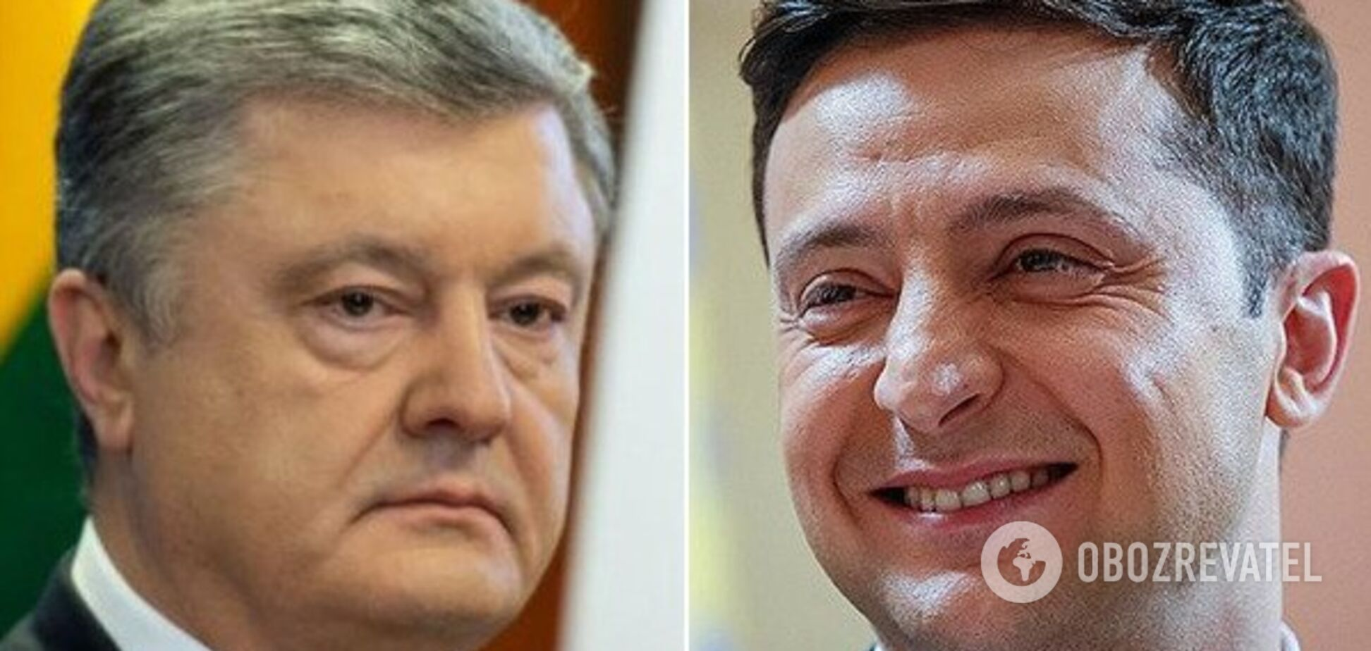 Порошенко vs Зеленський: з'явилися дані нового соцопитування перед виборами