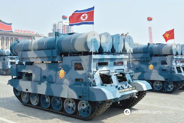 Испытания оружия в КНДР