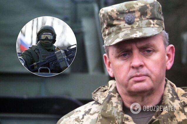 Муженко оценил угрозу войны с Россией