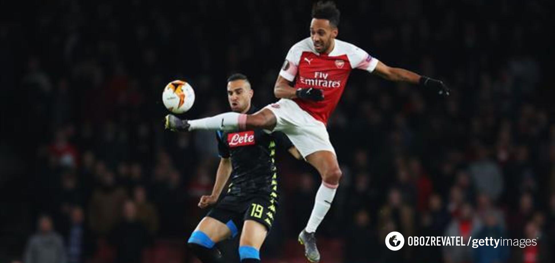 Наполі – Арсенал: прогноз на чвертьфінал Ліги Європи