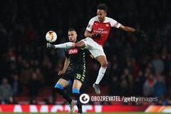 Наполи – Арсенал: прогноз на четвертьфинал Лиги Европы