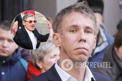 'Ви знову брешете!' Панін вліз у скандал із фанатом 'Л/ДНР' Панкратовим-Чорним